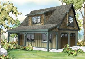House Plans With Detached Garage In Back by New Garage Plan 20 087 Associated Designs