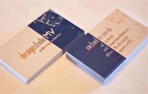design of card business cards designstudiomv page 2