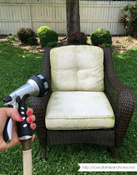 How To Remove Mold From Patio Cushions by 17 Best Ideas About Remove Mildew Stains On