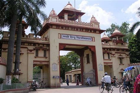 Mba In Financial Management From Bhu by Banaras Hindu