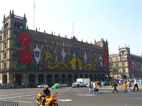 imagenes del zocalo adornado de navidad preparando navidad mexicana para el mundo parte i taringa