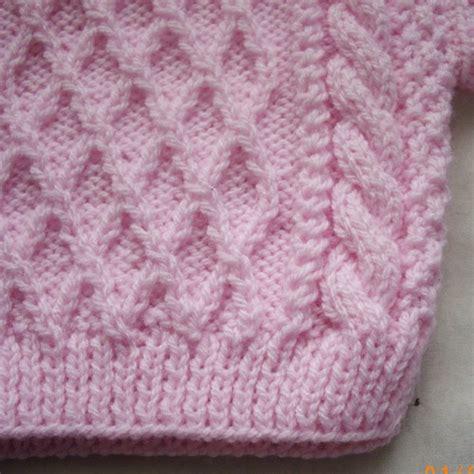 knitting pattern jumper for toddler treabhair pdf knitting pattern for baby or toddler cable