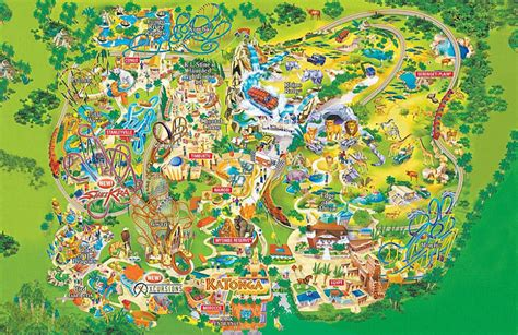 Busch Gardens Virgina by Busch Gardens Ta Busch Gardens Animals Animal And