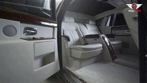 rolls royce limo interior 2013 rolls royce phantom series ii interior youtube