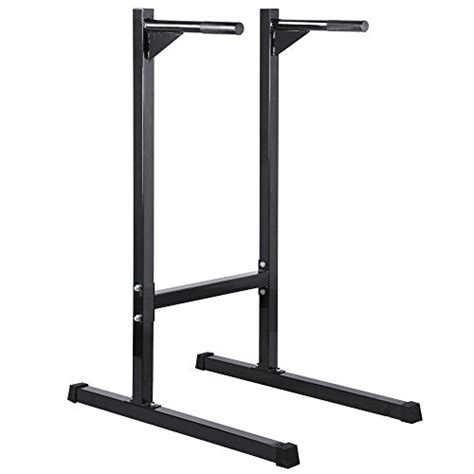 heavy duty dip station stand bar for home and