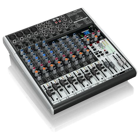 Mixer Xenyx X1622usb behringer xenyx x1622usb mixer at gear4music