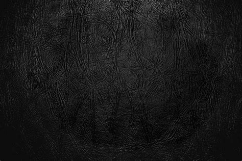 Black Leather Black Leather Black Leather Up Texture Picture
