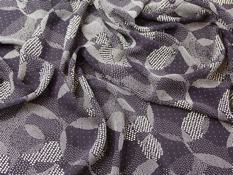 printable fabric philippines spotty spots print polyester georgette dress fabric ph
