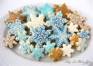 Christmas cookies holiday winter decorated cookies royal icing sugar