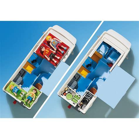 Produit Wc Cing Car 5493 by Famille Avec Cing Car Playmobil 6671 224 48 99 Sur