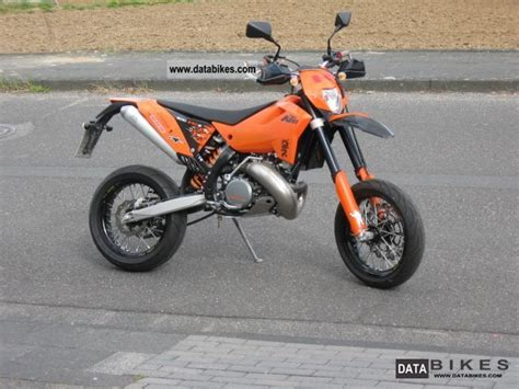 Ktm Exc 300 Supermoto Ktm 300 Exc Supermoto Conversion Images