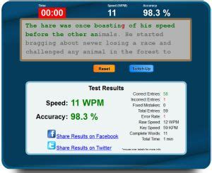5 Minute Typing Test Wpm » Home Design 2017