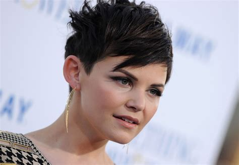 the hair world borrowed the more pics of ginnifer goodwin cut 5 of 14
