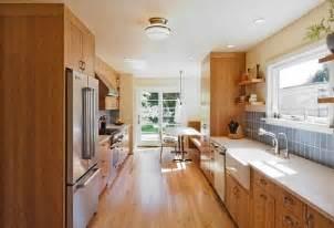 Galley Style Kitchen Design Ideas Gallery Style Kitchen Design Kitchen And Decor