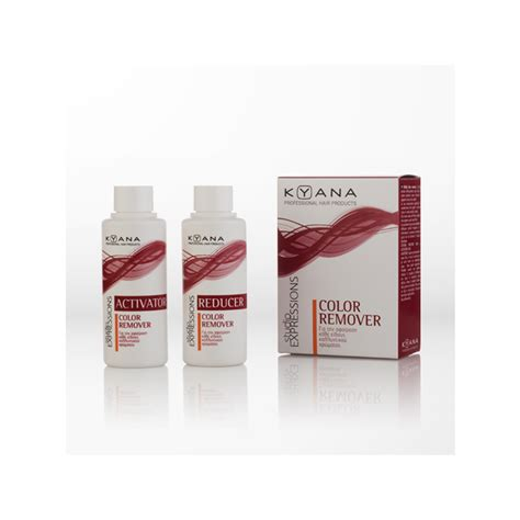 color remover color remover activator reducer set kyana