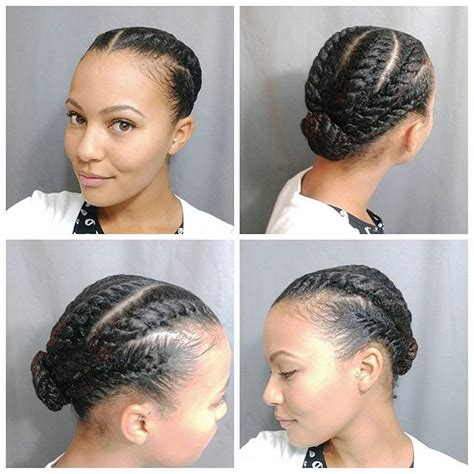 hair for diffrent head 25 best ideas about flat twist updo on pinterest