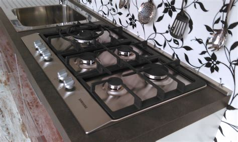 piani cottura industriali cucina in vetro cucine a prezzi scontati