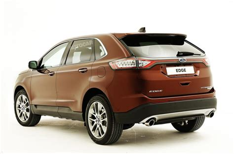 new ford new ford edge suv to take on bmw and audi