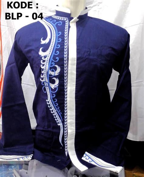 Baju Koko Kashmir model baju koko pria terbaru 2015 busanamuslimpria