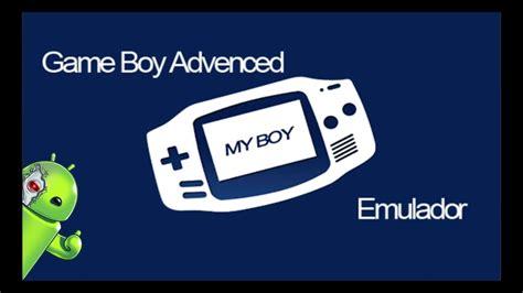 myboy apk descargar myboy emulador de gba apk link en la descripci 211 n
