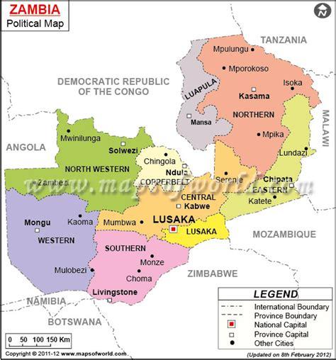 map of lusaka city lusaka map and lusaka satellite image