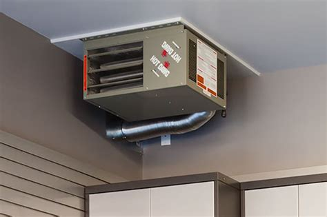 Heating A Garage In Winter by Garage Heaters In Winter Wise Choice On A Chill Day