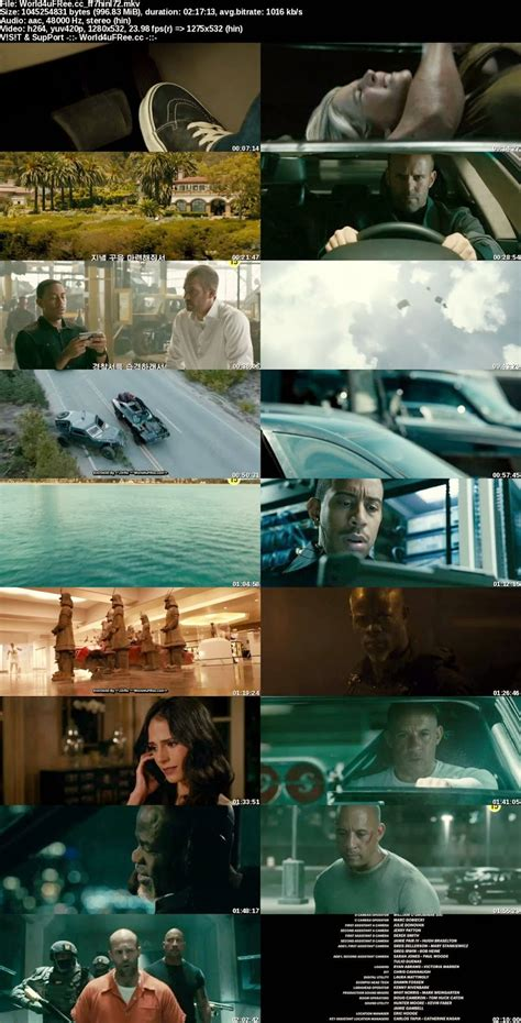 online hindi movie fast and furious 7 fast and furious 7 2015 hindi dubbed 720p hdrip 1gb