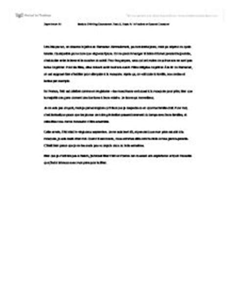 Essay 300 Words Sle by 300 Word Essay