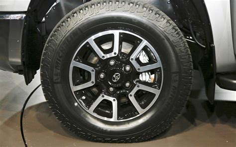 Rugged Tonneau Tires Options 2013 Crewmax Rock Warrior Toyota Tundra