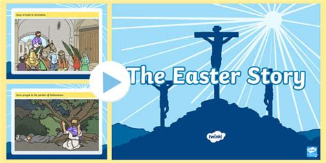 new year traditions ks1 powerpoint the easter story powerpoint easter easter story