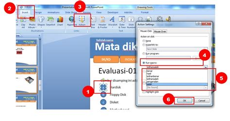 cara membuat power point dengan visual basic membuat soal dengan visual basic pada power point mgmp