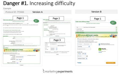 form design best practices 2015 when conversion optimization best practices fail
