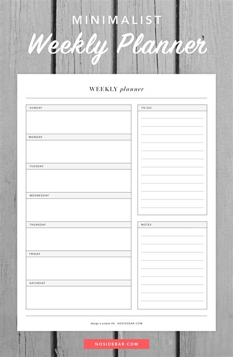 pink simple general daily planner templates by canva