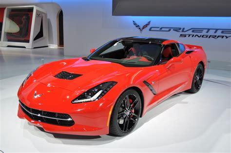 chevy corvette 2014 price 2014 chevrolet corvette stingray priced from 51 995