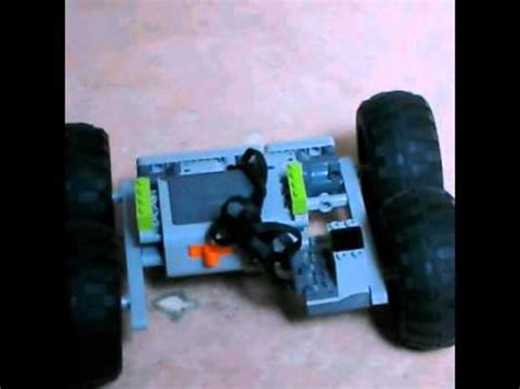 Lego Rc Tutorial | lego rc car tutorial very small and fast youtube