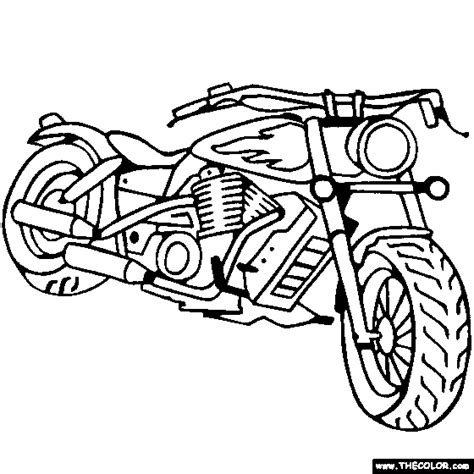 harley motorcycle coloring pages to print harley davidson coloring book coloring home