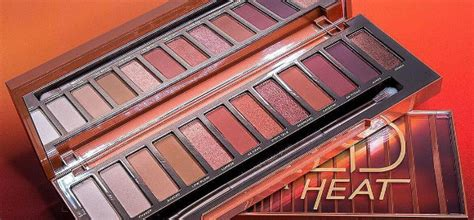Decay Heat Palette maquillage decay heat