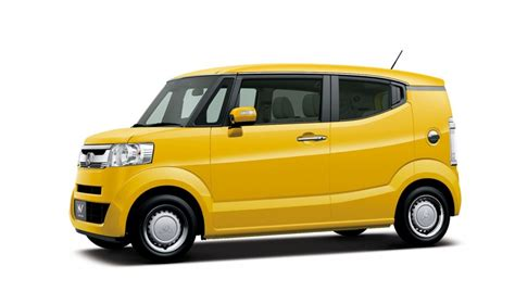 honda launches n box slash kei car in japan autofreaks