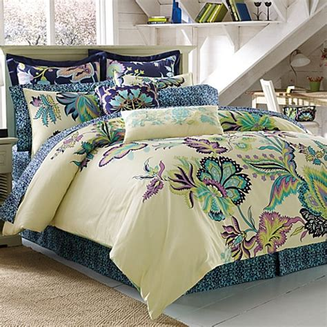amy butler bedding amy butler morning blossom 100 organic cotton duvet cover