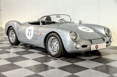 porsche spyder replica dream garage sold carsporsche aci 550 spyder replica