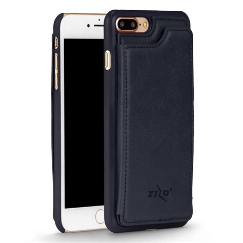 Leather Iphone 7 7 Plus Hardcase Model Original Casing Kulit 1 For Iphone 7 Plus Premium Cover Wallet Folio