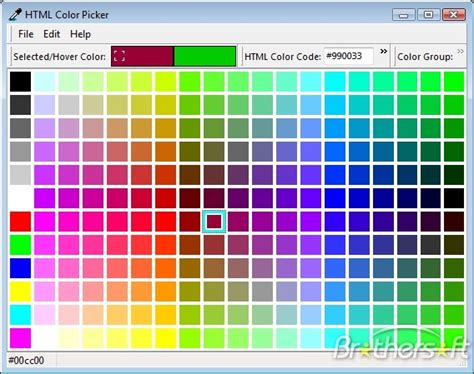 Html Color Picker | rgb color picker css