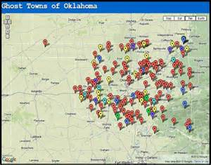 ghost towns of oklahoma pinning to look at on computer