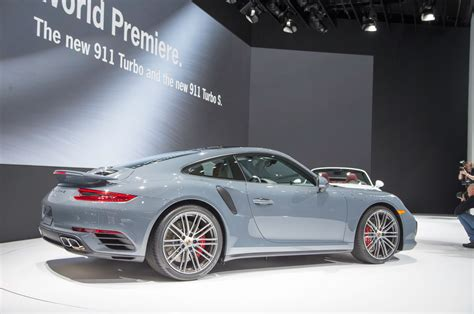 Porsche 911 Turbo S Will The 2017 Porsche 911 Turbo S Do 0 60 In 2 5 Seconds