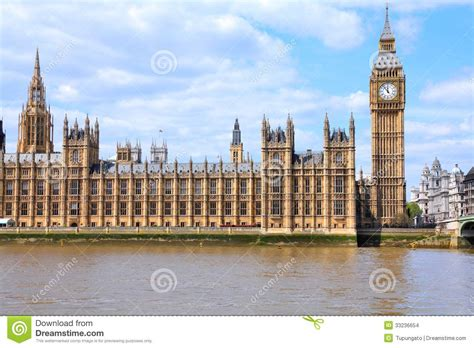 big ben westminster palace and houses of parliament london england stock images image 33236654