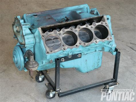 pontiac v8 engines how to build max performance pontiac v8s rod network