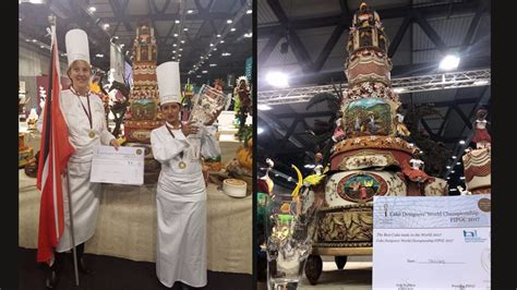 tasting the magic from a z the best food and beverages at walt disney world books trinis win award for best tasting cake in the world loop
