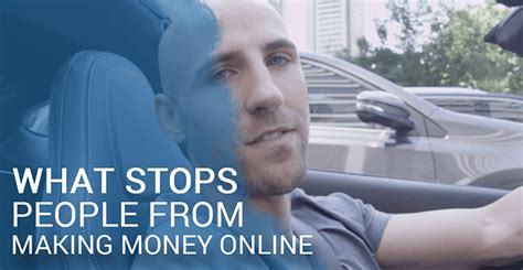 How Are People Making Money Online - corvette conversations what stops people from making money online