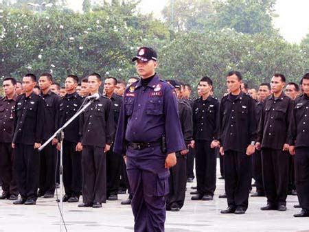 Seragam Dan Perlengkapan Satpam Lowongan Kerja Satpam Security Bagi Lulusan Sd Smp Stm