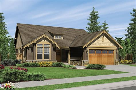 cottage plans craftsman style house plan 3 beds 2 baths 1850 sq ft